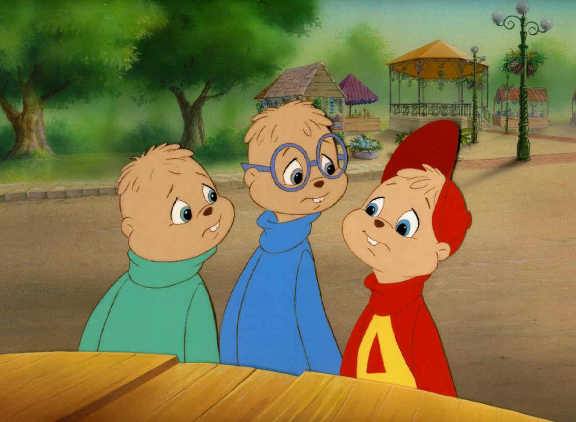 Alvin und die Chipmunks Das Kinofilm  Dies und dasaus dem